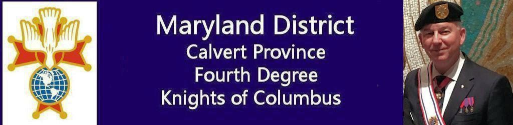 Maryland District of the Calvert Province of the Knights of Columbus